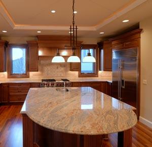 Delightful Granite Countertops